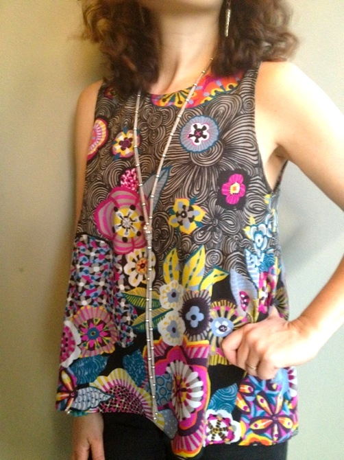 Valerie Top Pattern – Sewing Projects | BurdaStyle.com