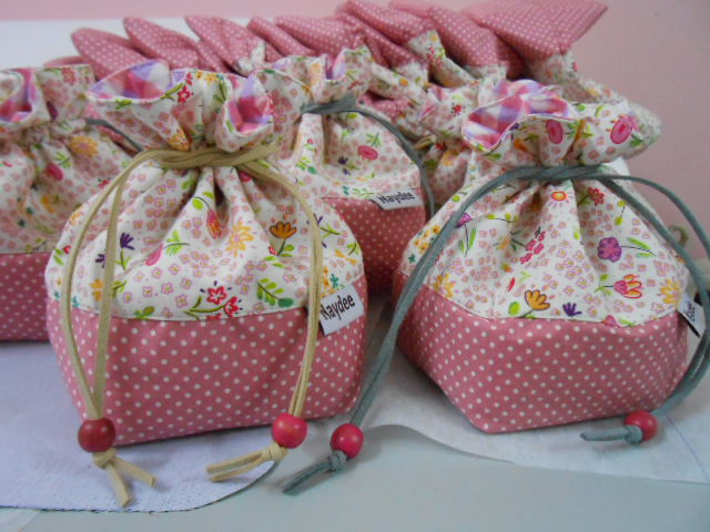 Doorgift Pouches Sewing Projects Burdastyle Com