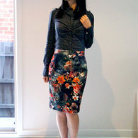 Floral_pencil_skirt_1_listing