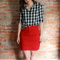 Gingham_archer_moss_mini_skirt_1_listing