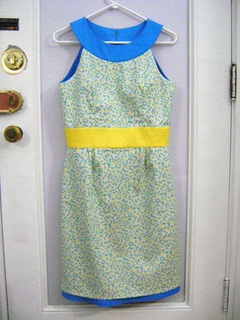 Turquoise_and_yellow_dress_-_butterick_5353_-_on_hanger_inside_large