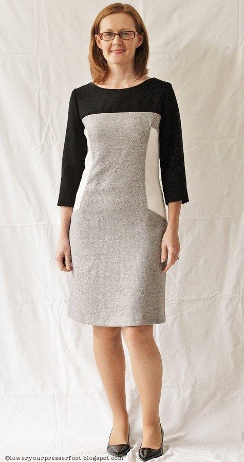 Burda-6-2013-_117-colourblock-dress-front_large
