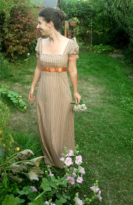 The Jane Austen dress – Sewing Projects | BurdaStyle.com