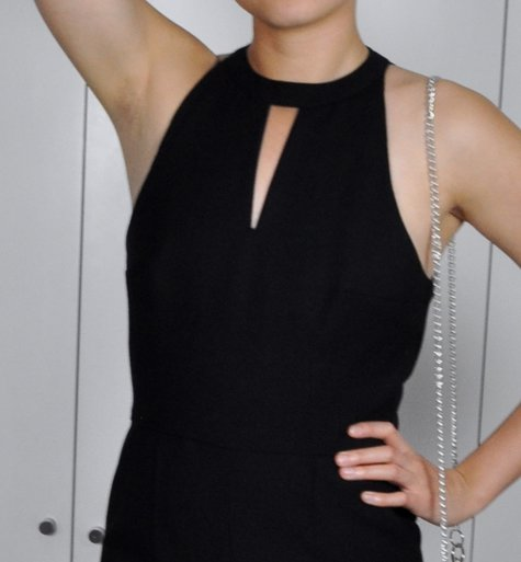The Halter Neck Jumpsuit Sewing Projects Burdastyle