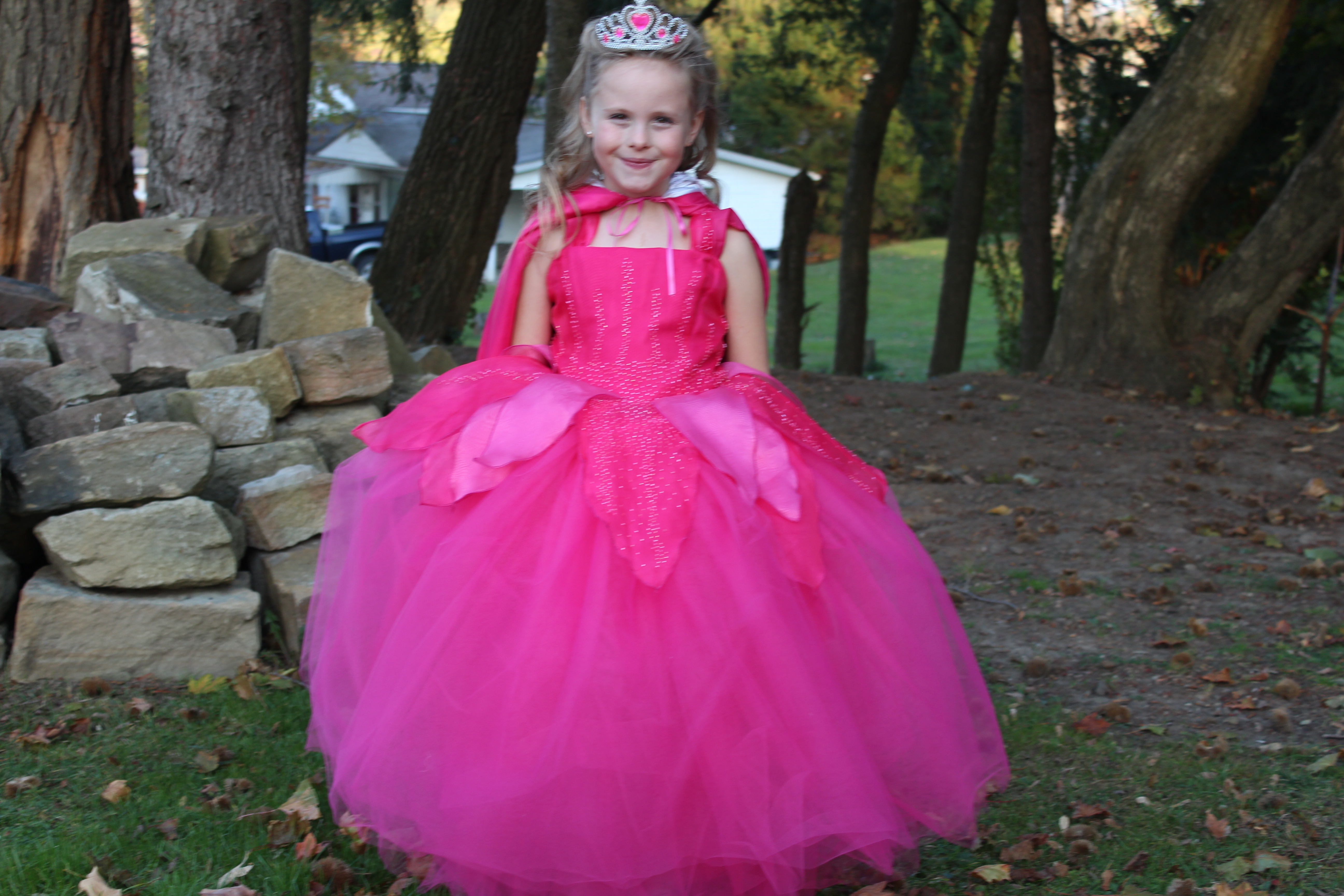 sc 1 st  Burda Style & Barbie princess costume u2013 Sewing Projects | BurdaStyle.com