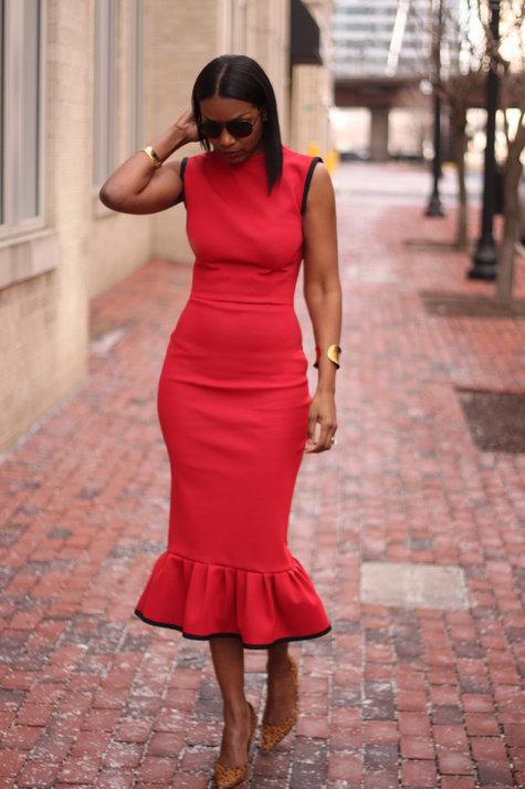 Neoprene Dress Sewing Projects Burdastyle Com