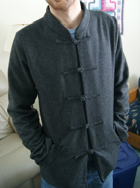 Winter (Kung-Fu!) Jacket – Sewing Projects   BurdaStyle com