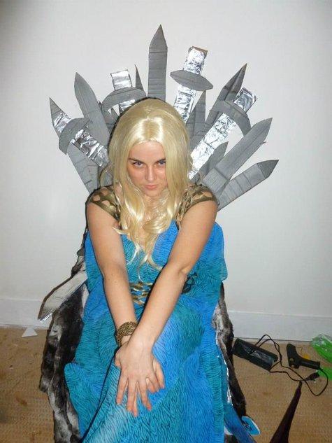 Daenerys Qarth Dress – Sewing Projects   BurdaStyle.com