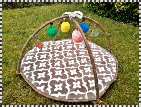 Diy Baby Play Mat Sewing Projects Burdastyle Com