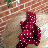 Maroon_polka_dot_close_up_side_listing