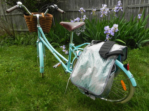 Bike Panniers Sewing Projects Burdastyle Com