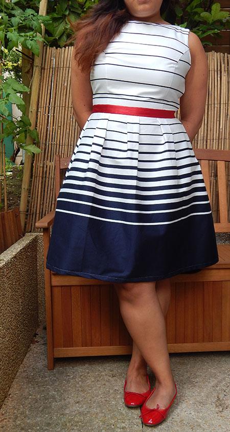 cc7913eb764 Une robe