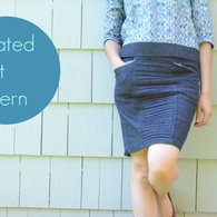 Pleated_skirt_pattern1_listing