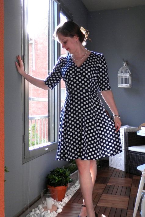 1940s Tea Dress Sewing Projects Burdastyle