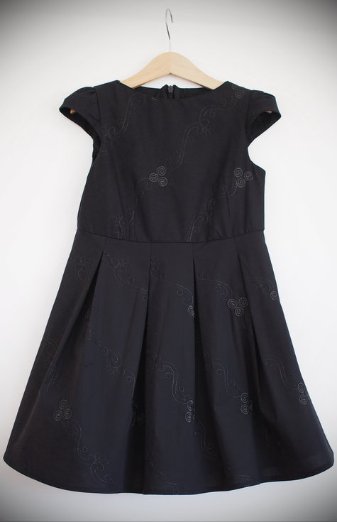 Black Dress For Funeral Sewing Projects Burdastyle