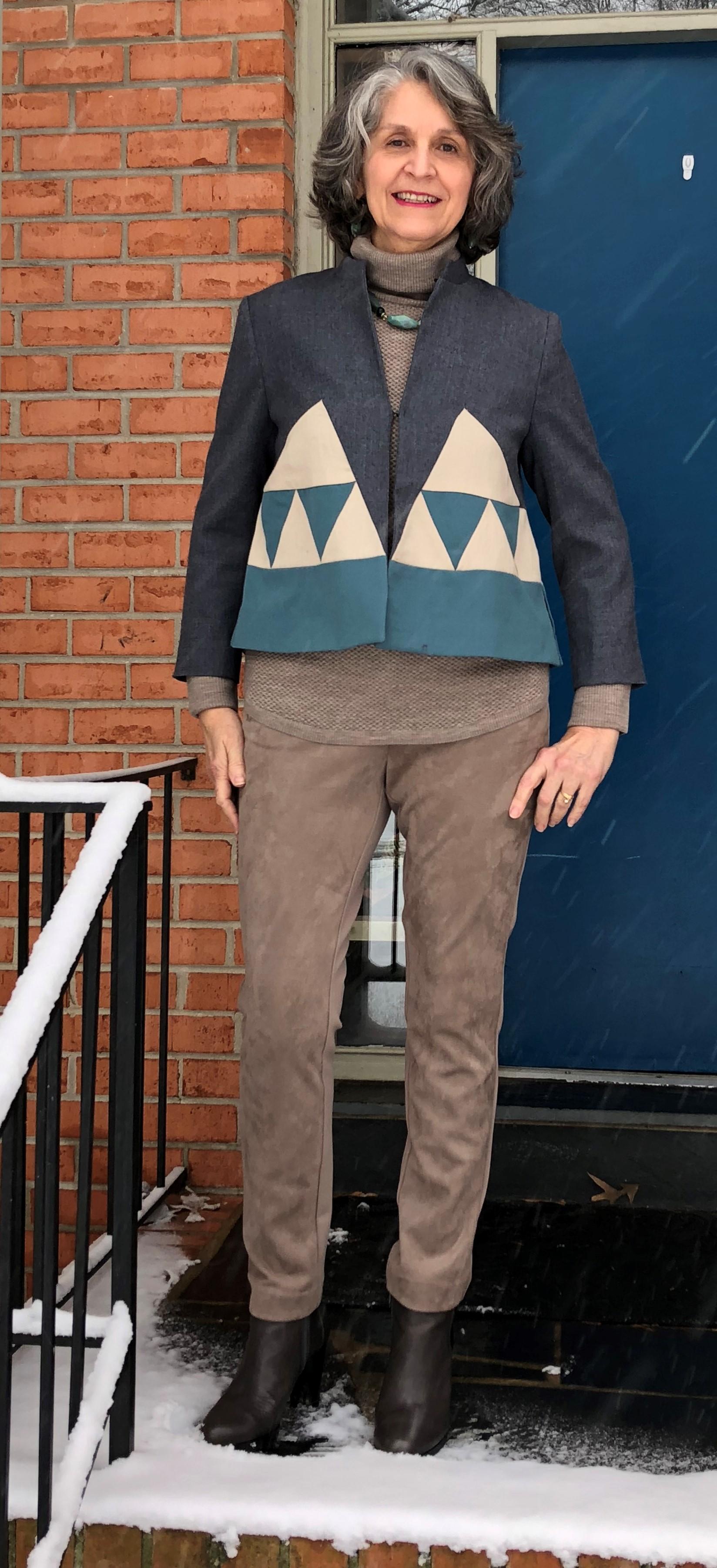c87edb771ed2e3 Folklore Jacket – Sewing Projects | BurdaStyle.com