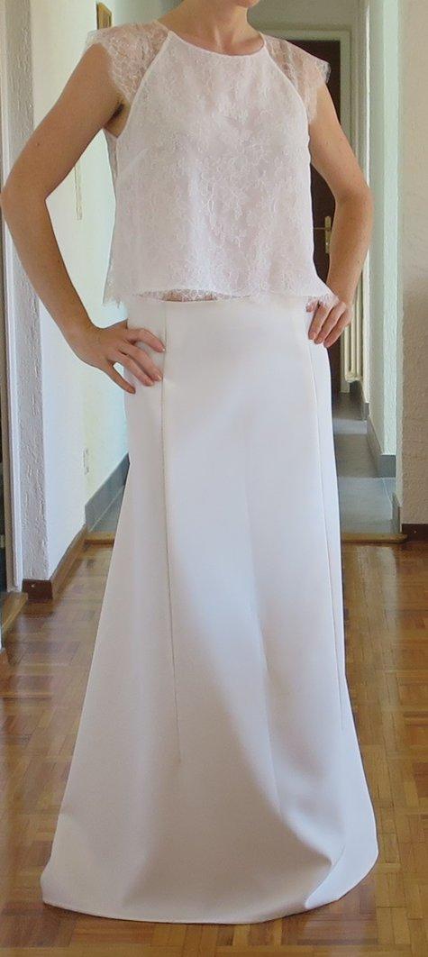 My dream wedding gown – Sewing Projects | BurdaStyle.com