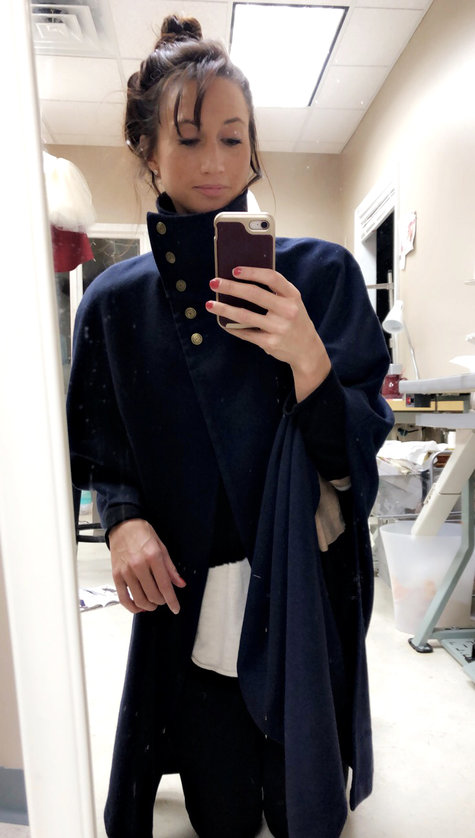 Katie_navy_high_collar_stand_up_wool_cape_cloak_jacket_coat_burdastyle_gold_irish_buttons_notre_dame_tailored_handmade_bespoke_crossover_asymmetrical_long_slits_2__large