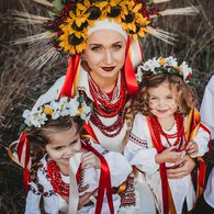 Ukrainian_hand_embroidered_vyshyvanka_dresses_blouses_red_black_blue_sunflower_floral_wheat_crown_russian_jewelry_girls_boys_baptismal_sash_1_listing