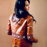 Embroidered_cognac_real_leather_italian_jacket_coat_ukrainian_hand_orange_red_embroidery_best_malta_star_cultural_appropriation_aztec_native_american_southwest_western_kilim_anagrassia_gucci_dolce_gabbana_1_listing