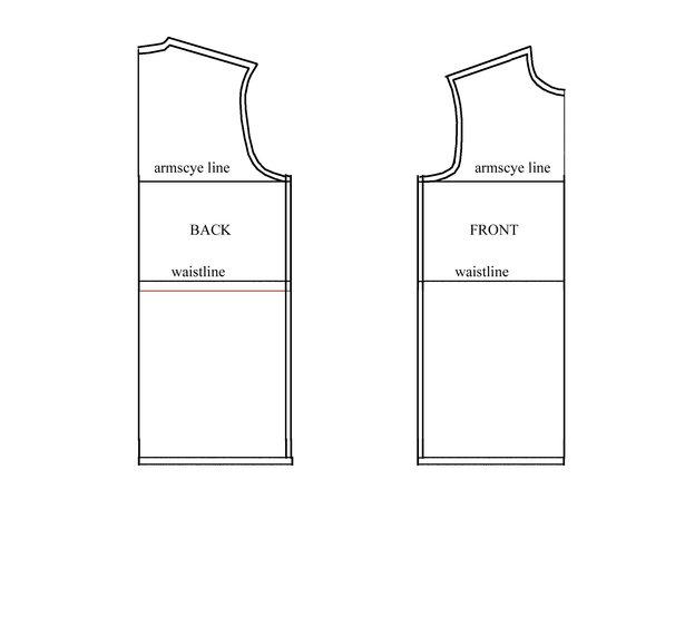 Fine Mens Vest Sewing Pattern Pattern - Knitting Pattern Ideas ...