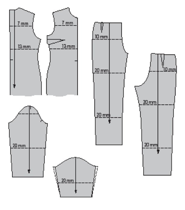 How to shorten or lengthen a pattern – Learning Sewing | BurdaStyle.com