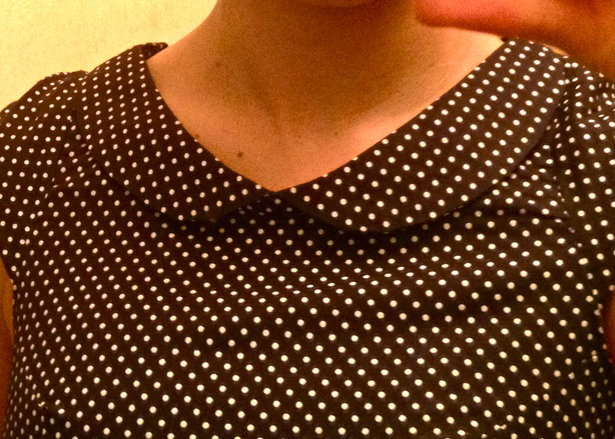Tips For Drafting A Peter Pan Collar Learning Sewing Burdastyle