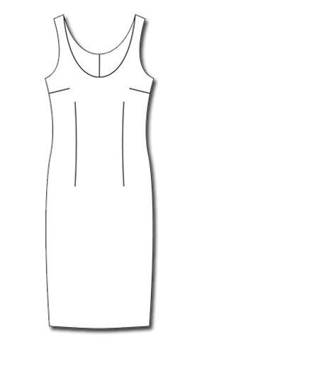 1 Dress Sloper 10 Different Ways!